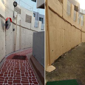 부산경찰, 골목길 취약구조사업 실시
