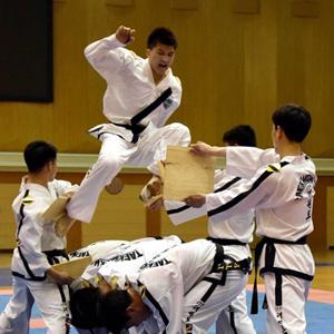 북한, 전국무도선수권대회