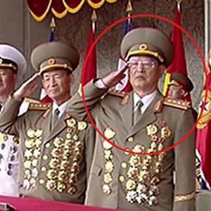 '숙청설' 北김원홍 국가보위상 열병식 참석
