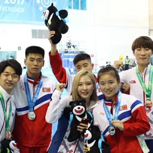 우하람·김영남, 타이베이 U대회 한국에 첫 메달