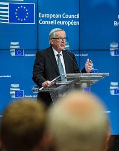 """EU정상회의 """"파트너국과 협의해 대북 추가 대응조치 고려할 것"""""""