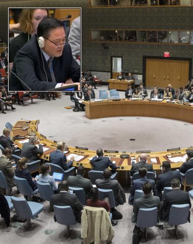 """유엔주재 北대사 """"조건 갖춰지면 미국과 대화 가능"""""""