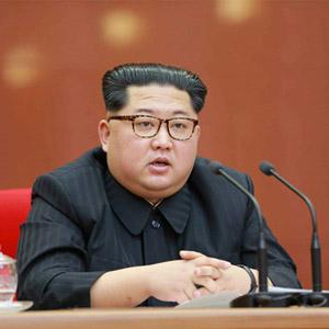 북한 전원회의서 '핵·미사일 실험중단' 선언