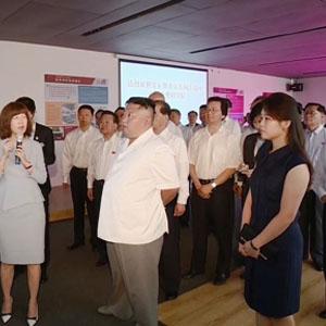 북한 리설주, 중국 방문기간 민소매 입은 모습 눈길
