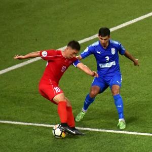 아시아축구연맹컵경기대회 결승전 북한 대 투르크메니스탄