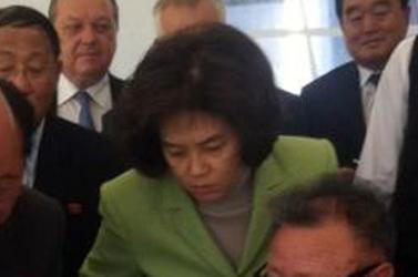 """""""김정일 넷째 부인 김옥 숙청…수용소로 보내져"""""""