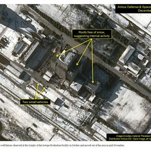 """38노스 """"북한 영변 플루토늄 생산 원자로 재가동 조짐"""""""