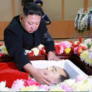 김정은, 민용항공총국장 사망에 직접 빈소 찾아 조의