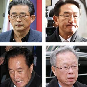 새누리당, 이한구·현기환·이병석ㆍ박희태 제명