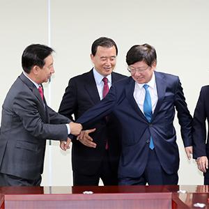 몸값 오른 바른정당. 국민의당이냐 한국당이냐