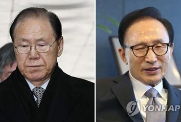 """""""사필귀정"""" vs """"정치보복""""…여야, 'MB 겨냥' 검찰수사 놓고 충돌"""