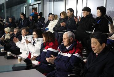 南·北·美, 평창외교전 성적표는…2라운드는 비핵화 논의