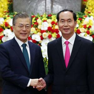 한-베트남 정상회담