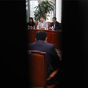 모임 갖는 자유한국당 초선 의원들