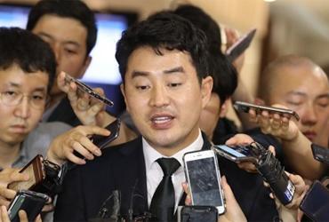 """정의 """"드루킹특검 표적수사 유감""""…'노회찬 당 5일장'으로"""