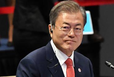 문대통령 국정지지도 52%…5주째 하락[한국갤럽]