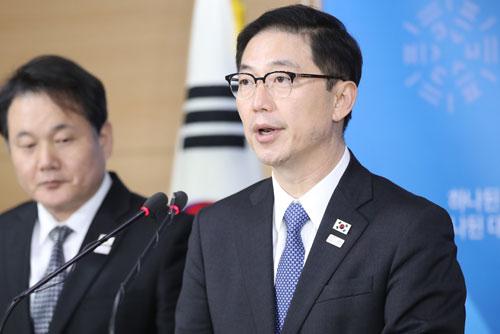 """천해성 """"단일팀, 우리 감독이 전권 갖고 북한 출전선수 선발"""""""
