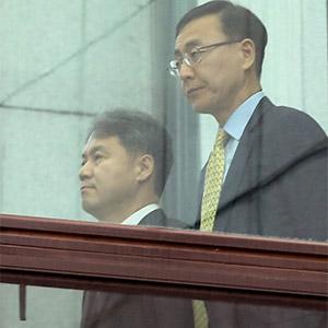 박 전 대통령 영장 청구 결정한 검찰 수뇌부