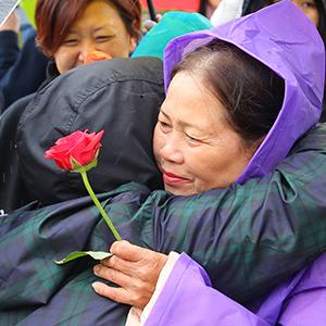 베트남 민간학살 피해자 위로