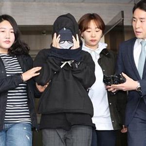 '홍대 몰카' 가해자, 징역 10개월