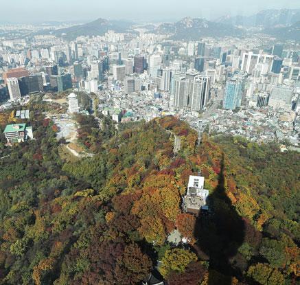 울긋불긋 서울