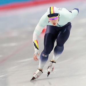 빙속 김진수, 동계체전 1,000m 대회신기록 세우며 우승