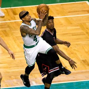 보스턴, NBA PO서 시카고에 108-97로 승리
