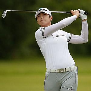 박성현, LPGA '볼빅 챔피언십' 2R 단독선두