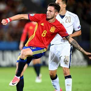 스페인, 伊꺾고 UEFA U-21 챔피언십 결승行