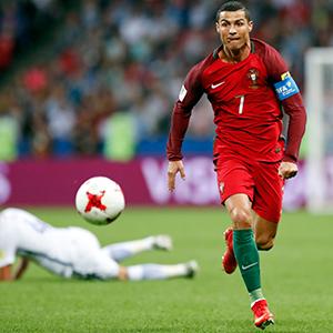 포르투갈, 승부차기 끝에 칠레에 패배
