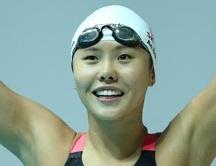 '또 해낸' 안세현, 세계선수권 접영 200m 8위로 결승행