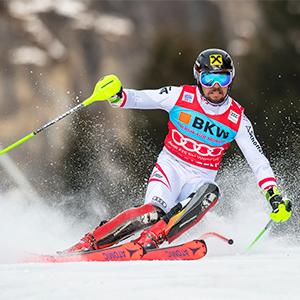'설원을 가로지르는 스키의 황제'