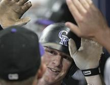 콜로라도, 야구는 9회 2사부터…애틀랜타 원정 3연승
