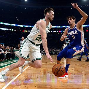 보스턴, NBA 개막전 승리…'우리가 동부 최고'