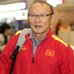 한국 온 '베트남의 히딩크' 박항서