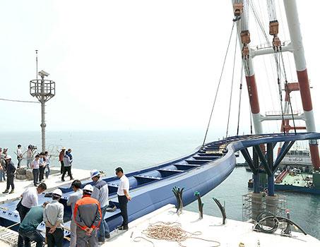 '해운대 바다 한눈에' 청사포 전망대 내달말 개방