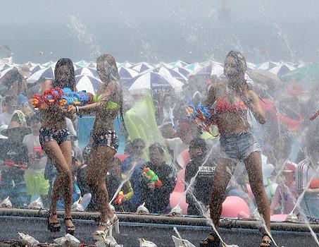 """""""가자! 바다로…"""" 불볕더위보다 더 핫한 여름축제의 장이 열린다"""