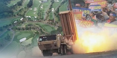 (AMPLIACIÓN)- Corea del Sur elige un campo de golf para desplegar el THAAD