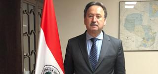 Embajador paraguayo: Paraguay es un 'país económicamente fértil' y está en una ubicación estratégica en el continente sudamericano