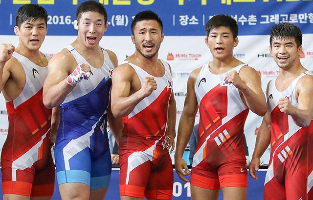 El nadador surcoreano Park Tae-hwan