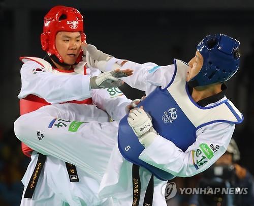 Bronce para Corea del Sur en taekwondo
