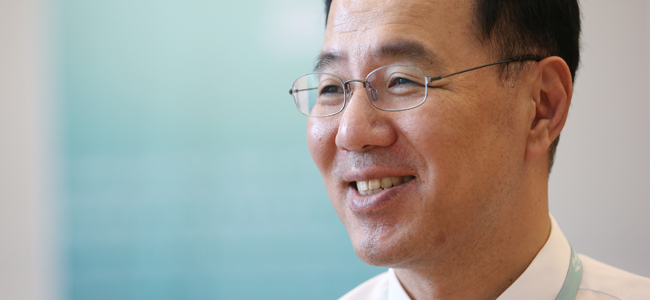 Min Won-ki, presidente de la PP-14, fungirá como presidente del consejo de la UIT en 2015