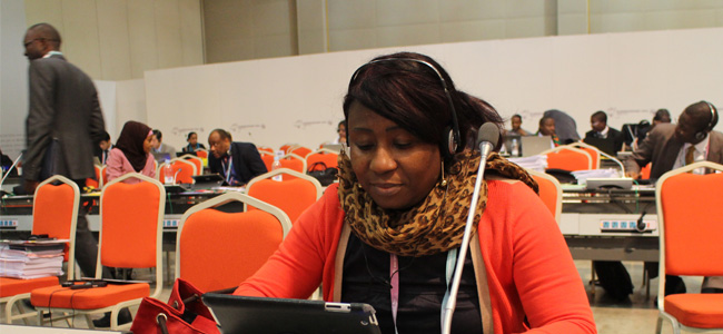 Los miembros de la UIT acuerdan combatir el ébola con las TIC