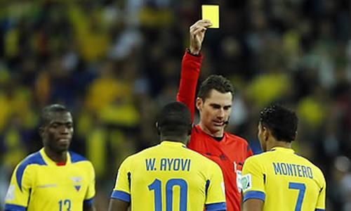 Un árbitro australiano oficiará el partido entre Corea del Sur y Bélgica