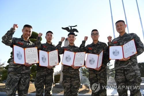 해병대사령부, 2018년 '최고의 해병대원·부대' 선발