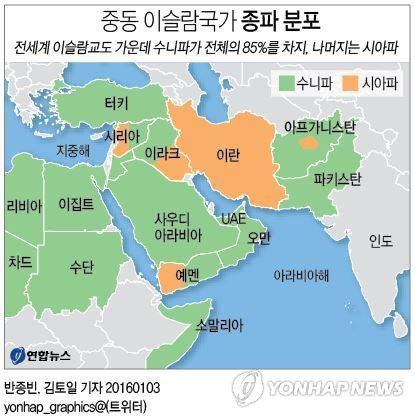 '이슬람교 탄압' 비판받은 중국, 중동 국가 챙기기