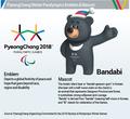 PyeongChang Winter Paralympics Emblem & Mascot