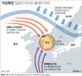 [그래픽] 한반도 폭염 원인