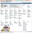 2018 아시안게임 한국선수 주요 경기 일정