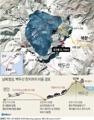 남북정상, 백두산 천지까지 이동 경로